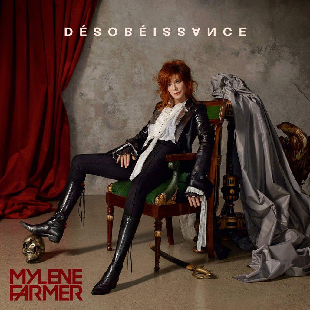 Mylène Farmer, Désobéissance, 12 titres, septembre 2018, Stuffed Monkey, #NP, Sony, CD 16€, digipack 20€, double vinyles 25€, coffret collector 60€ *****