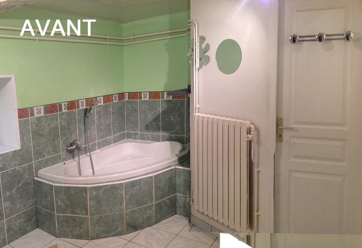 """Mission """"PHOTO DECO"""" pour relooker une salle de bain - architecte"""