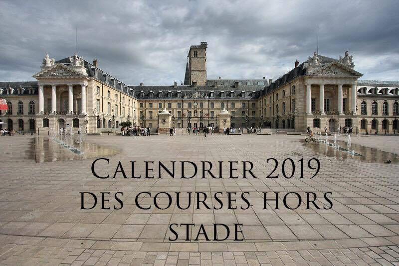Calendrier 2019 - CDCHS 21