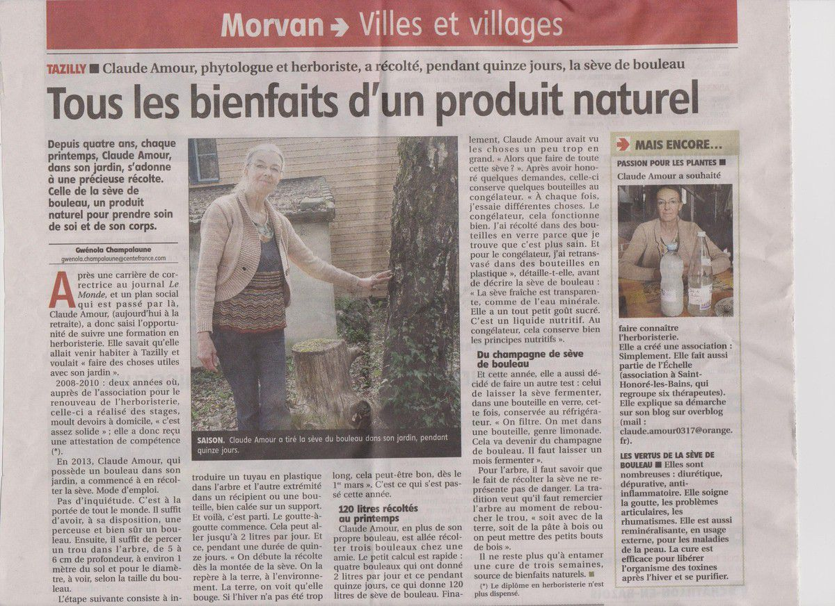 Article du Journal du Centre, 4/4