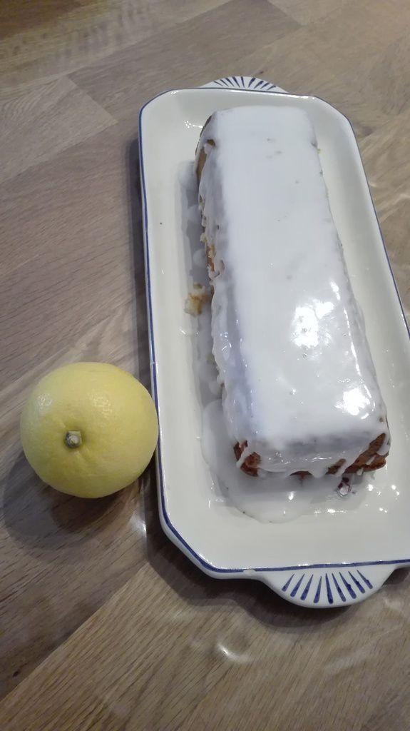 UN CAKE AU CITRON, SINON RIEN !!