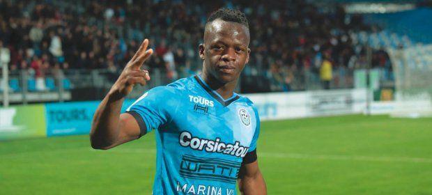 5 buts sur les 4 derniers matchs pour Fantamady Diarra (7 buts en Ligue 2)