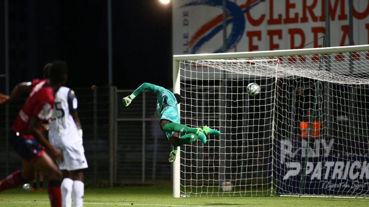 La seconde défaite à Clermont en vidéo