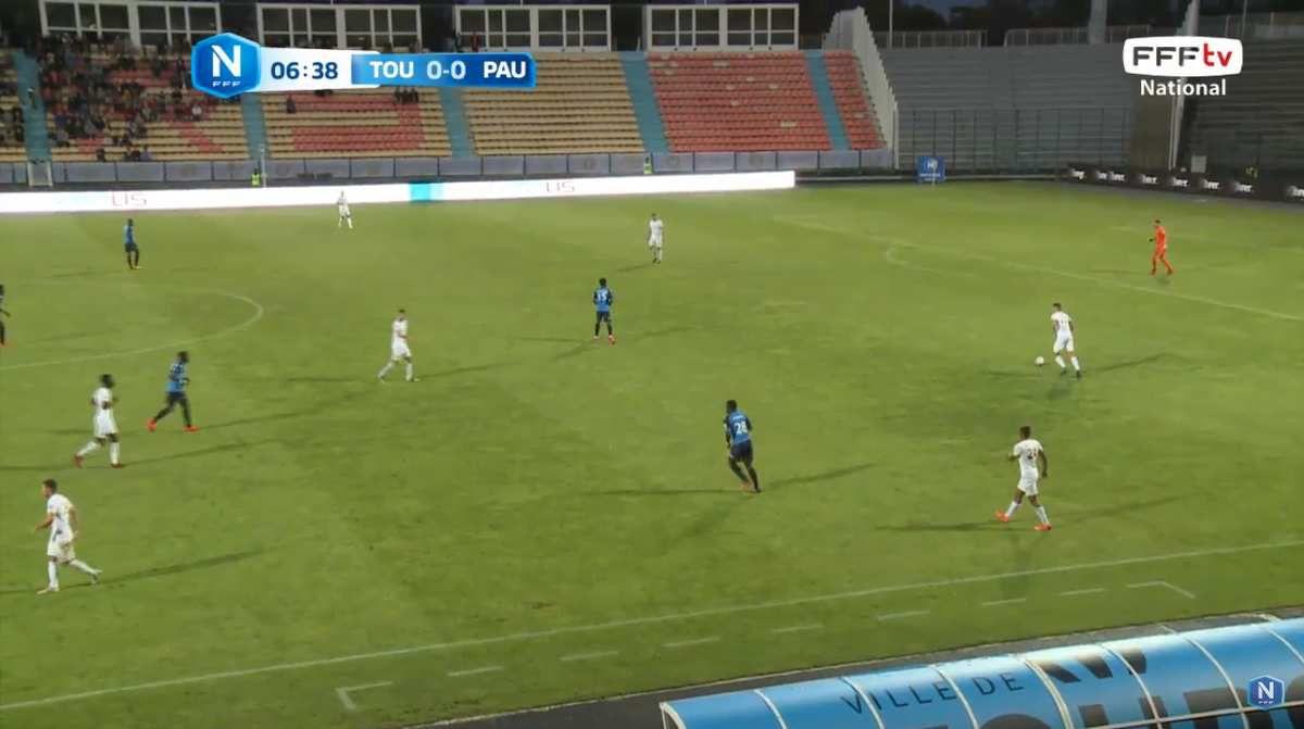 Tours - Pau FC en Direct vidéo