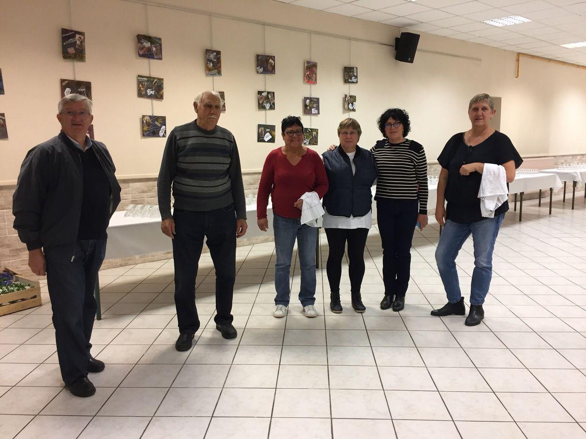 LE 5 OCTOBRE 2018 LE CENTENAIRE DE LA LIBÉRATION DE MONTBREHAIN