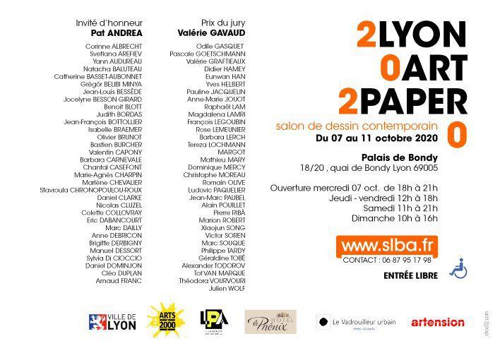 Lyonartpaper 2020
