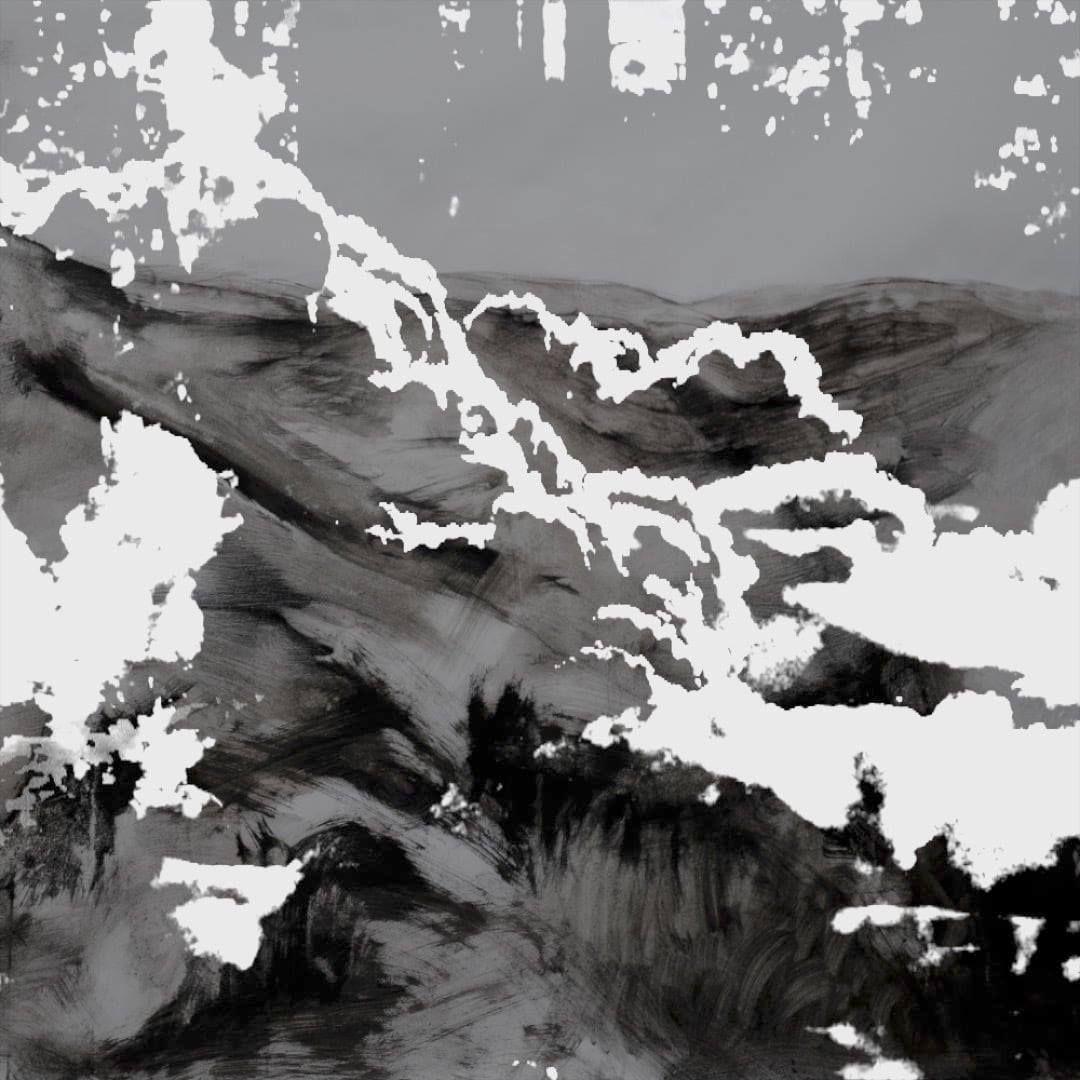 Vues extraite d'une vidéo dessinée de 4 minutes réalisée spécifiquement pour Lyonartpaper2020