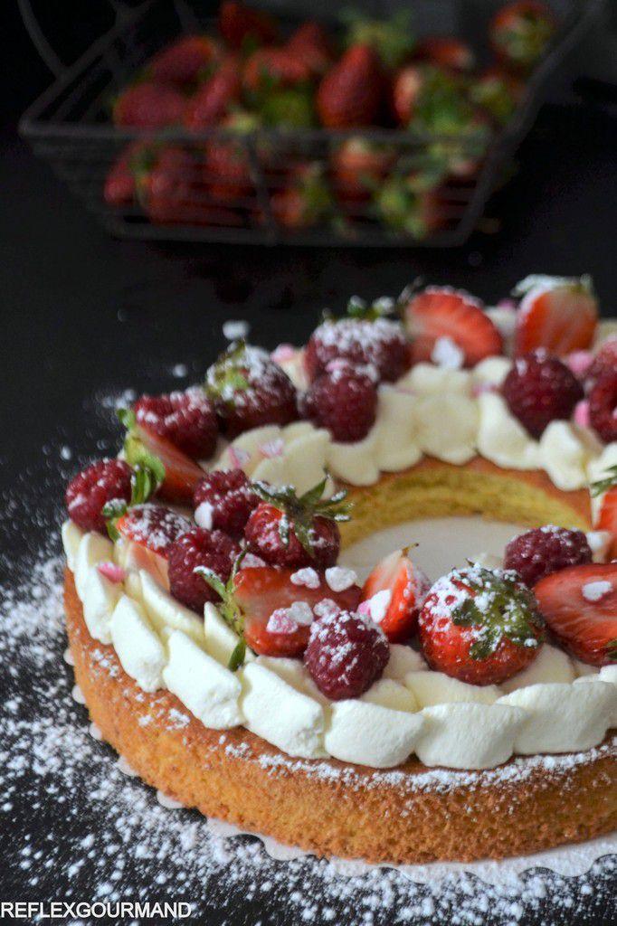 Number cake facile