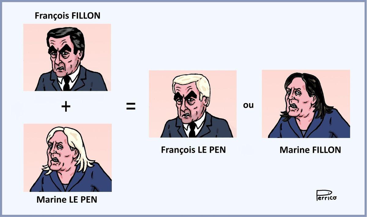 blague le pen macron - Blagues.lol