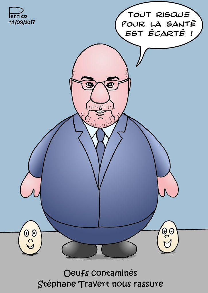 Le dessin du jour (humour en images) - Page 7 Ob_061b2d_stephane-travert-oeufs-contamines-11