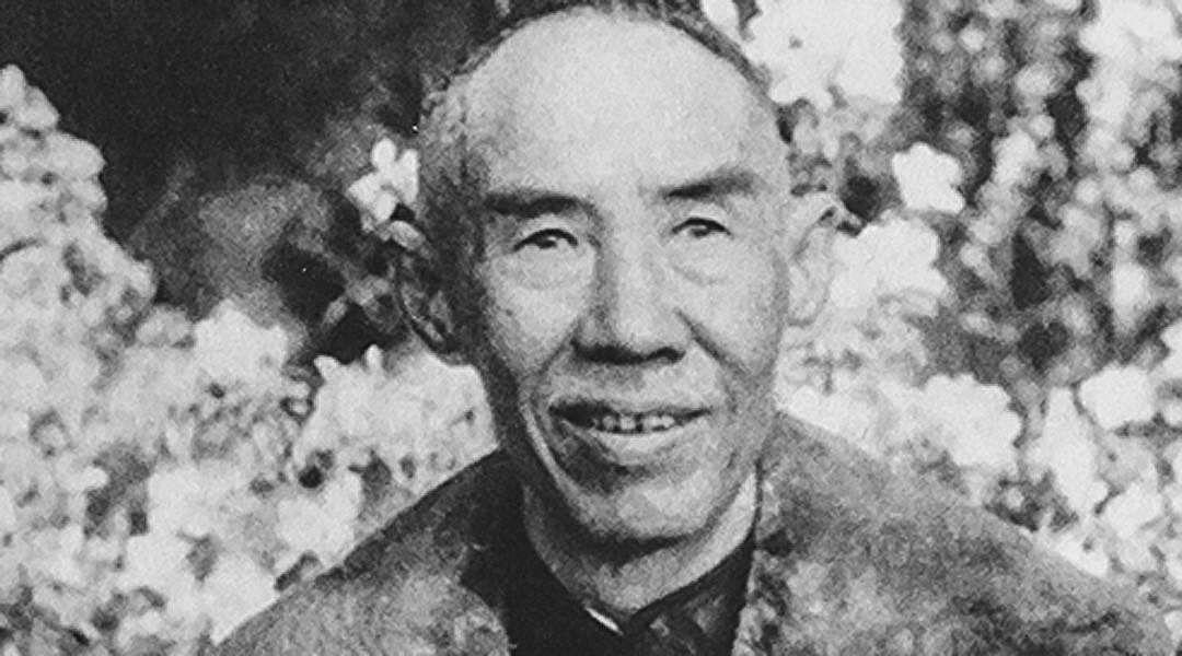 Wang Xiangzhai (王薌齋) (1885-1963)