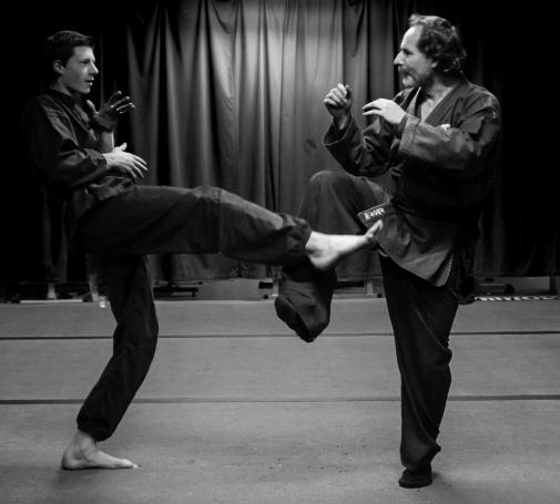 Association ciel & terre / Kung fu à Nantes