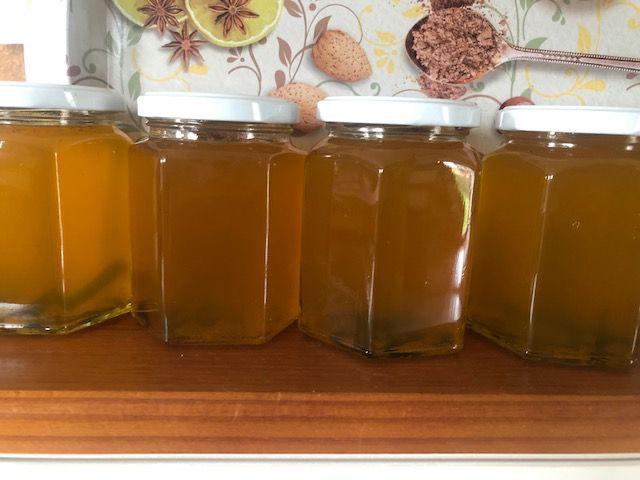 Le miel de pissenlit, soleil du jardin