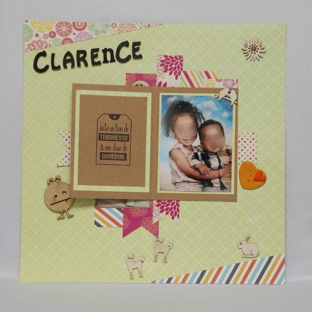Une petite page  pour Clarence