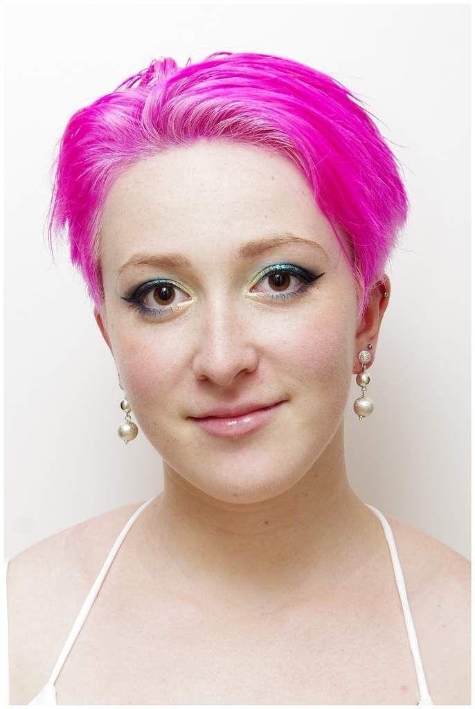J'adore la façon qu'elle a eu de maquiller ses yeux, trop beaux !