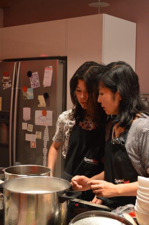 Atelier cuisine et langue japonaise #4