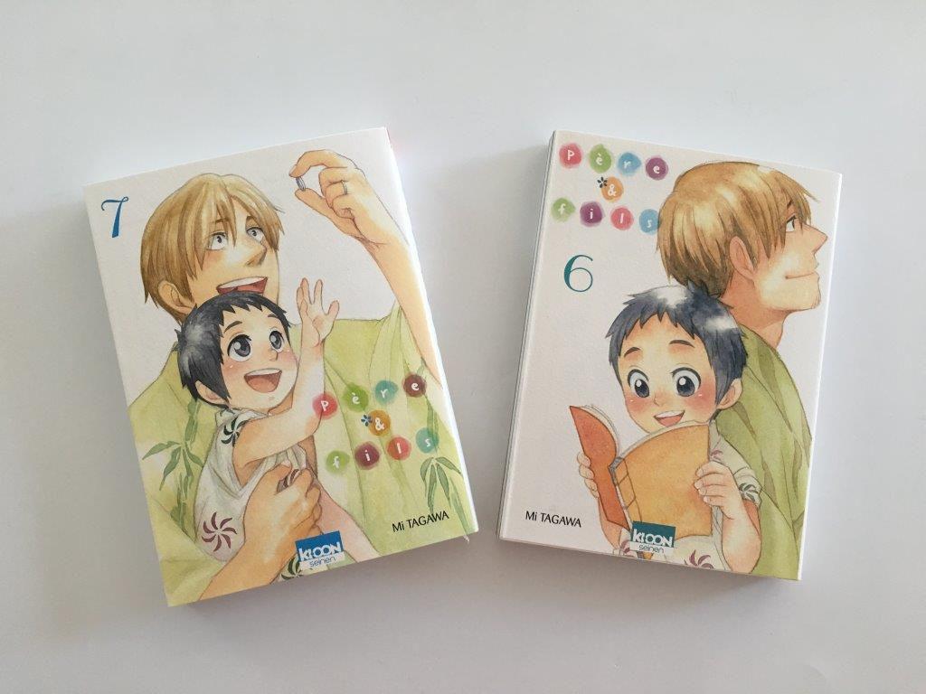 Manga Haul #1
