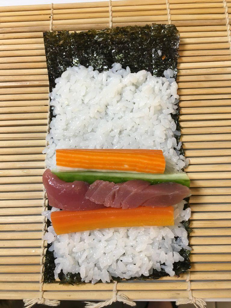 Atelier Sushi avec Shiawassé