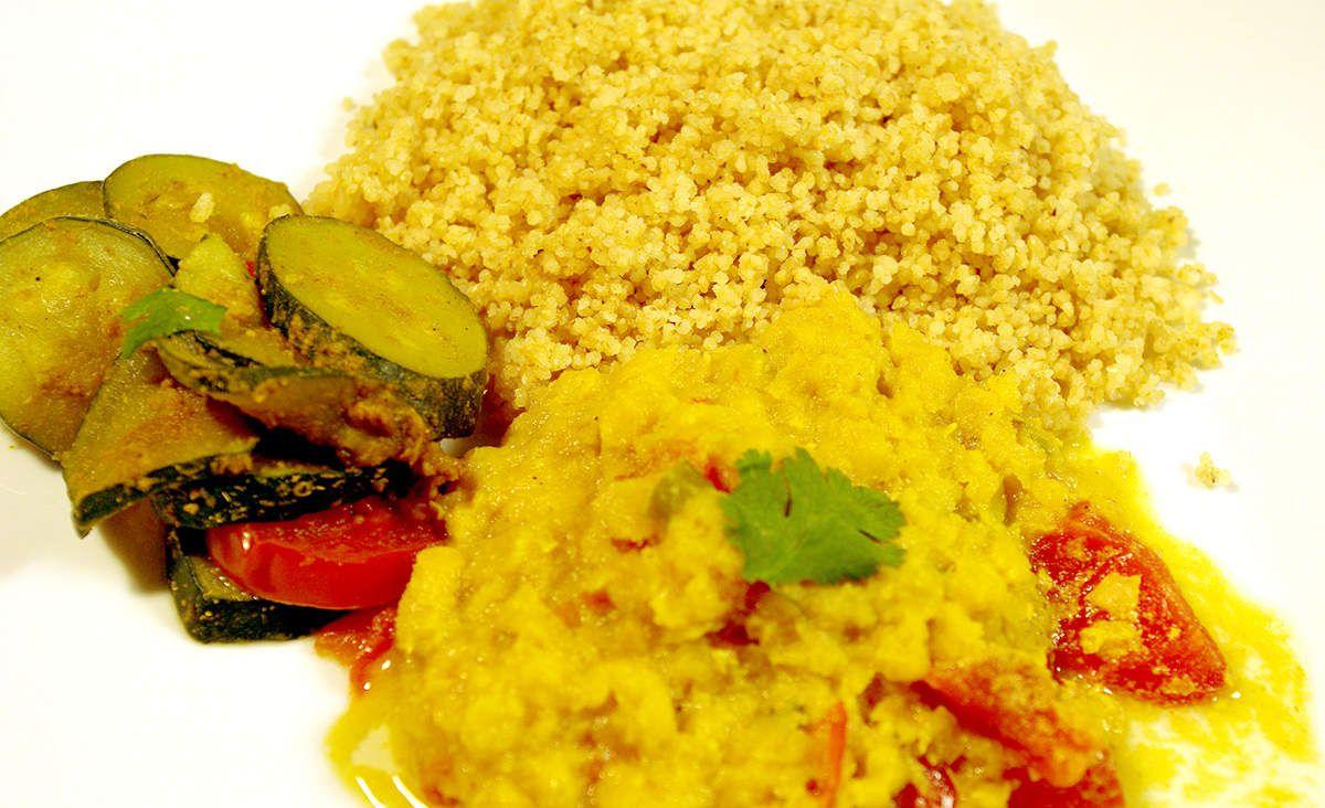 Recette végétarienne Cuisine vapeur