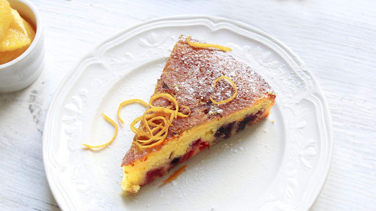 Recette de gâteau à l'orange facile