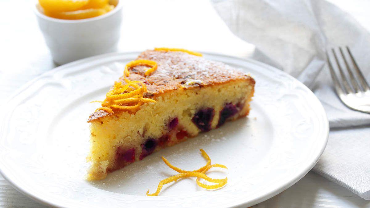 Recette de gâteau à l'orange gourmand