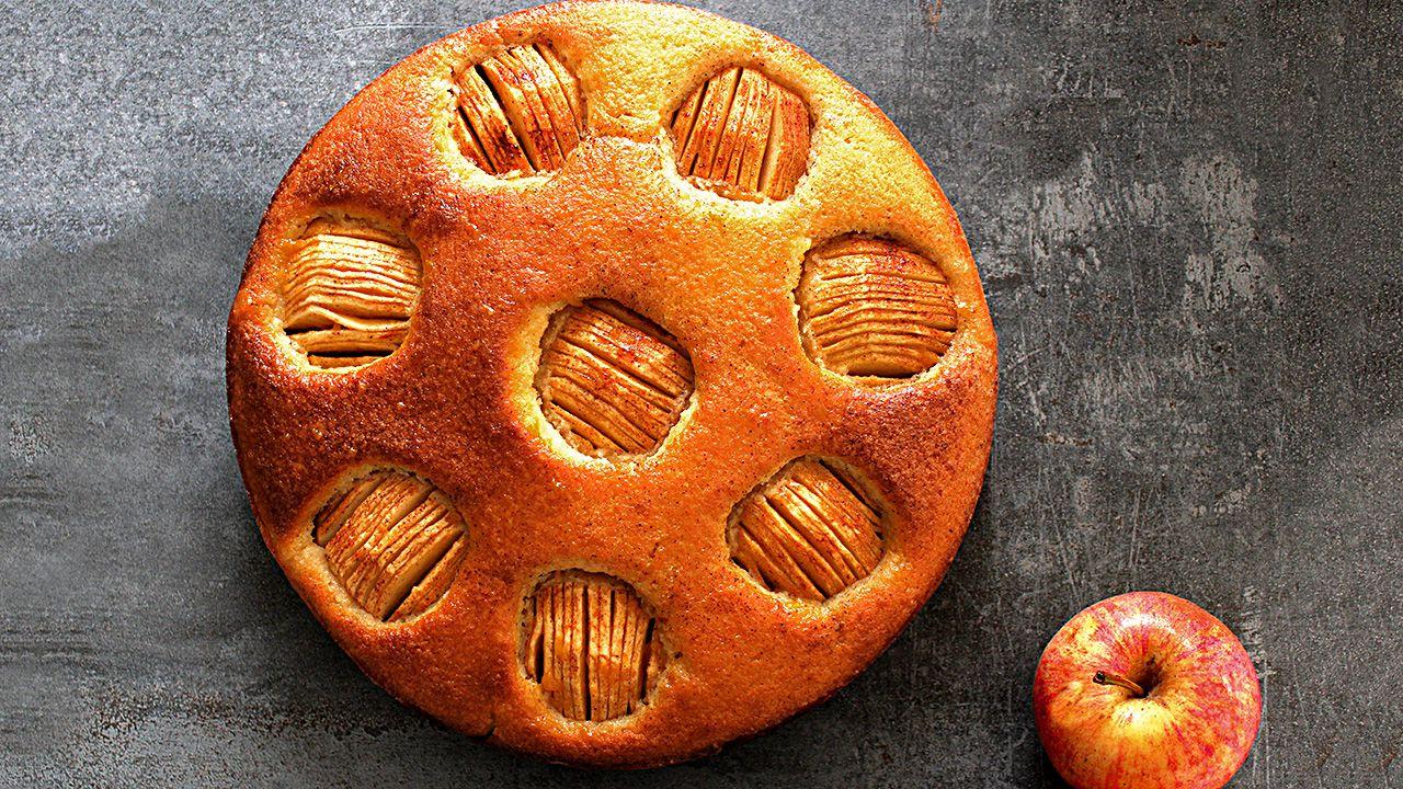 Recette de gâteau aux pommes