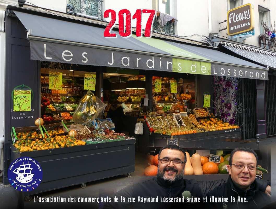 55 : Primeurs Jardin Losserand