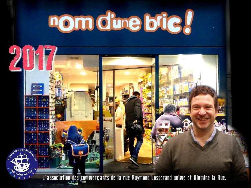 99 : Jouets e Lego Nom d'une bric