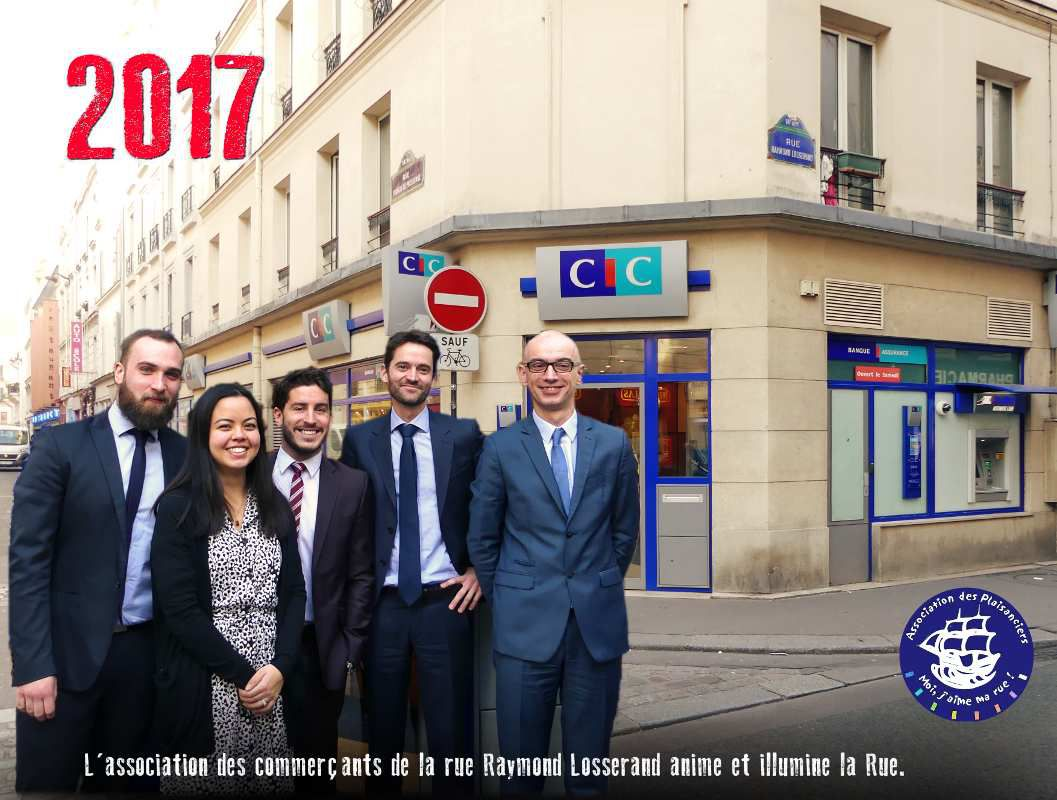 82 : Agence bancaire CIC