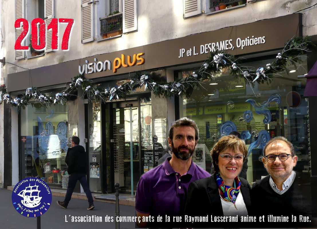 71 : Opticien Vision Plus