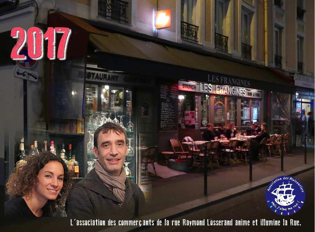 46 : Café Restaurant Les Frangines