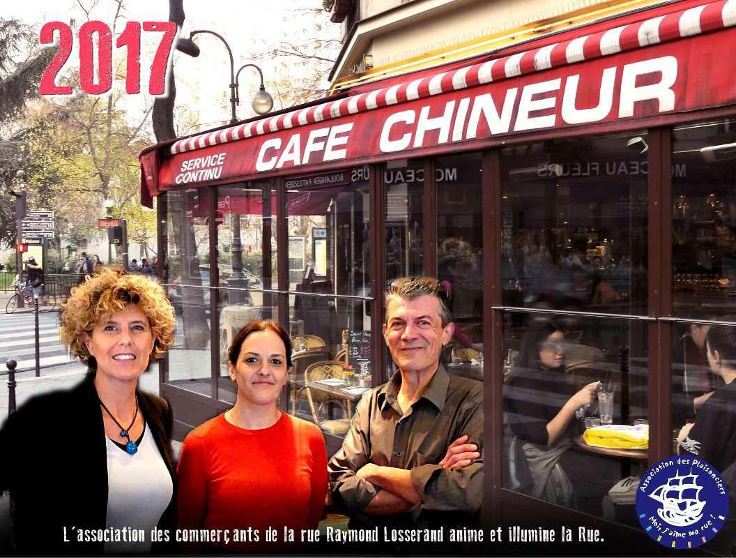 170 : Café Brasserie Le Chineur