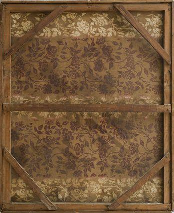 Hyacinthe Rigaud - Portrait de Jean-Baptiste de Magnianis (verso) - 1709 © photo Guillaune Onimus. Boquet & Marty de Cambiaire Fine Art