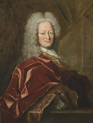 École française du XVIIIe siècle : portrait d'homme © Christie's Londres