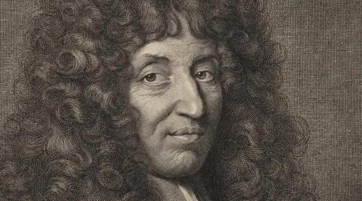 Gérard Edelinck, portrait de Guy Crescent Fagon, 1695 (détail). Perpignan, musée Rigaud © Stéphan Perreau