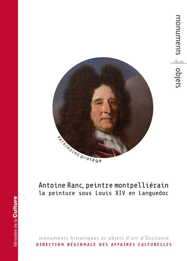 Le peintre Antoine Ranc à l'honneur : un nouvel opus DUO Patrimoine de la DRAC Occitanie