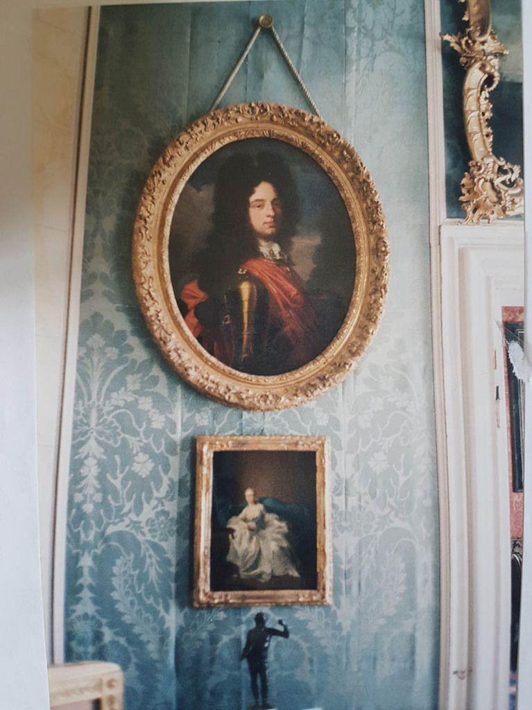 Hyacinthe Rigaud, portrait de Frédéric de Hesse, 1698. Fulda, château de la Fasanerie © droits réservés Stéphane Perreau d.r.