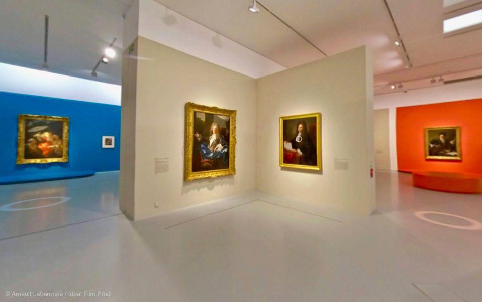 Visitez à 360° l'exposition Jean Ranc au musée Fabre de Montpellier !