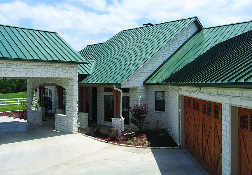 Factors to Consider when Painting your Metal roof in Indiana - Commercial  Painting Services