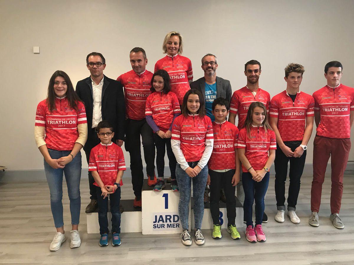 Une nouvelle dynamique pour le Comité de Vendée de triathlon
