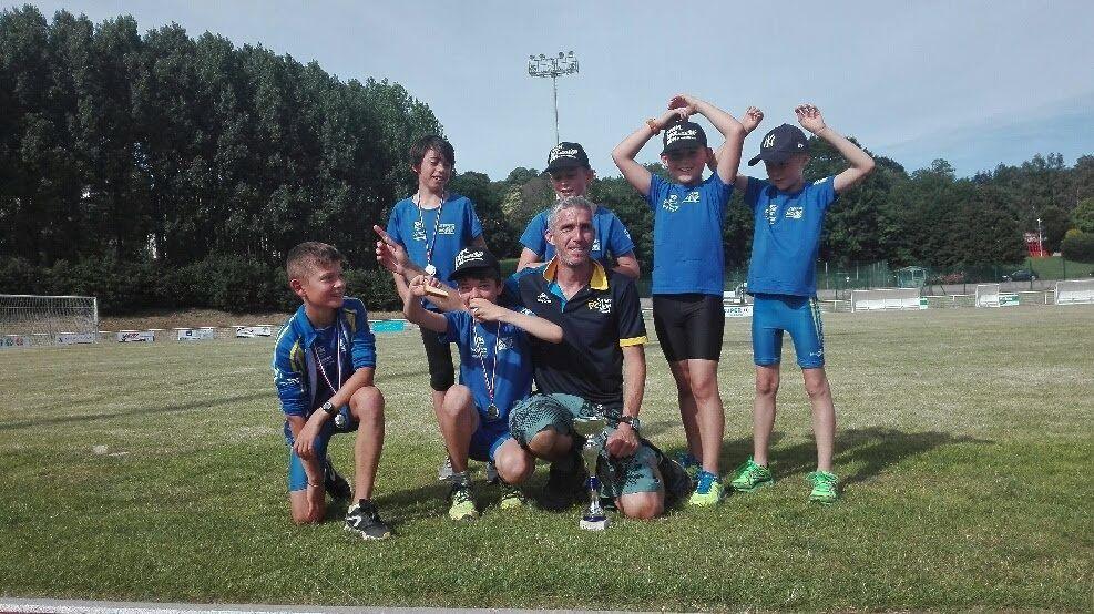 Championnat France 10km - Interrégioaux minimes - Championnat Vendée poussins