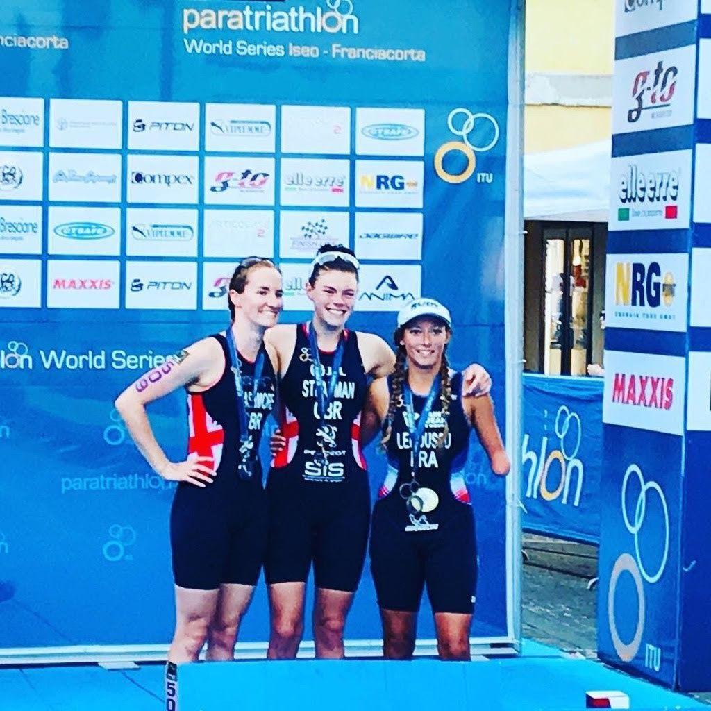 GPFFTri #3 Paris : les montois vainqueurs - WPS Iséo : Gwladys en bronze