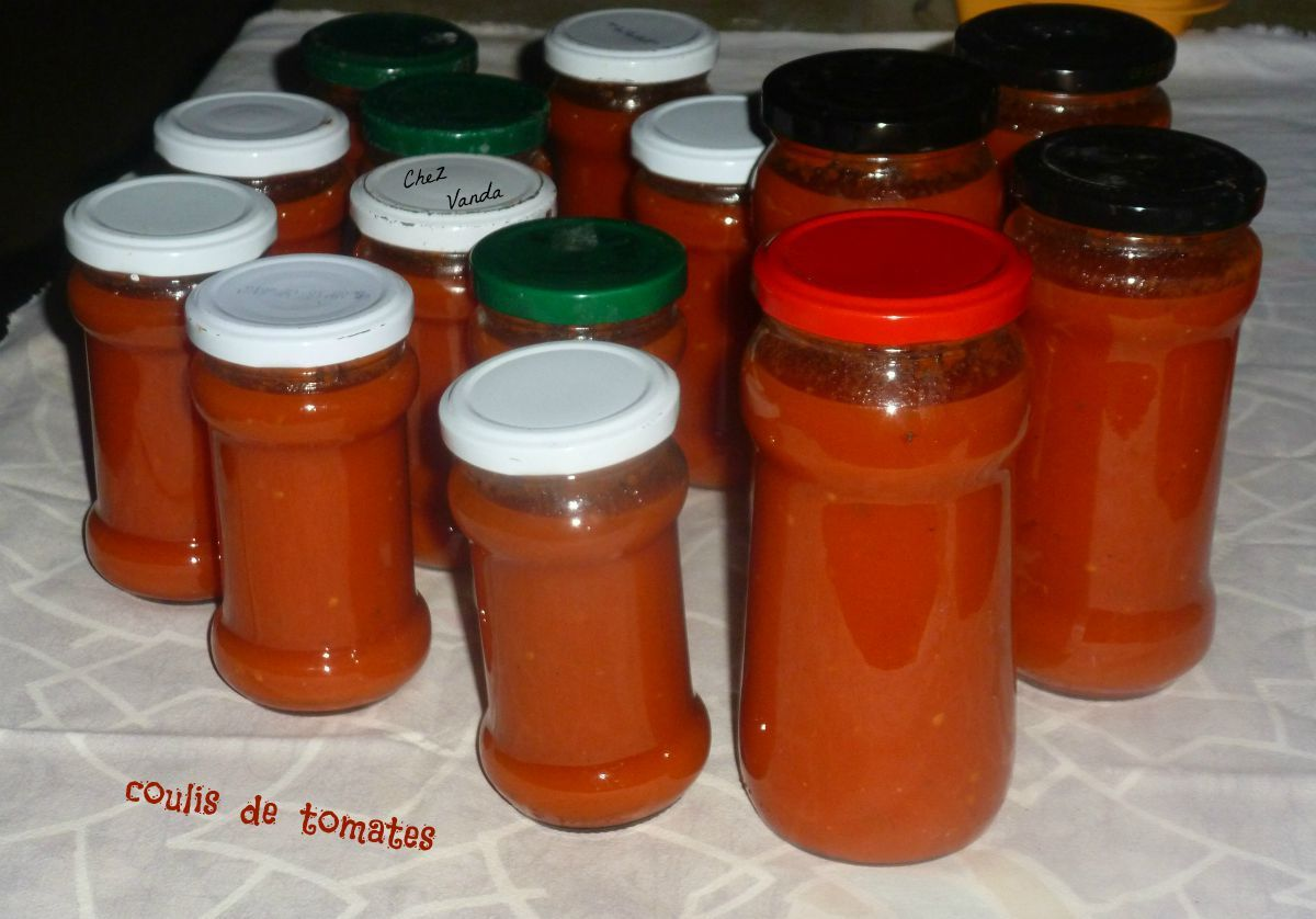 recette de sauce tomate en conserve maison ventana blog. Black Bedroom Furniture Sets. Home Design Ideas