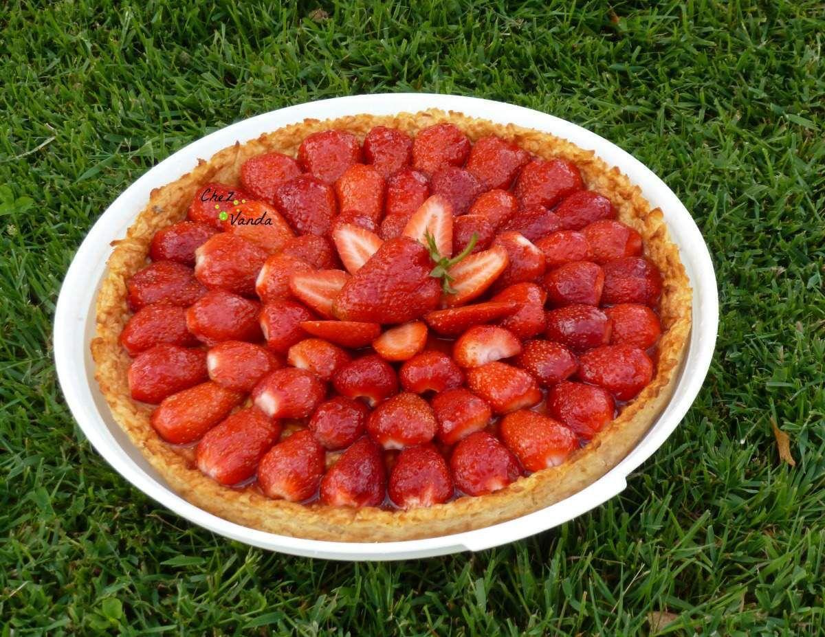 Tarte pommes abricots (sans pâte )