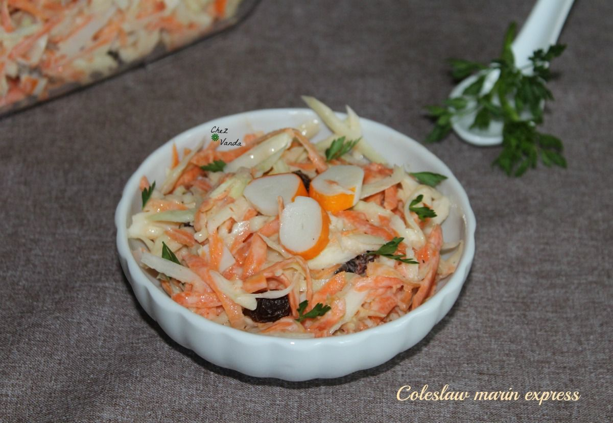 Coleslaw marin express