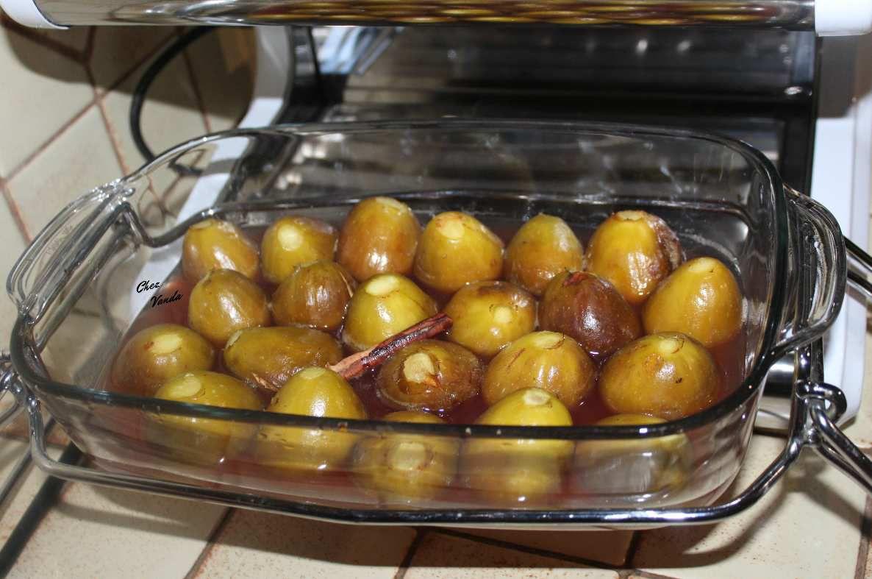 Réaliser avec des figues fraîches