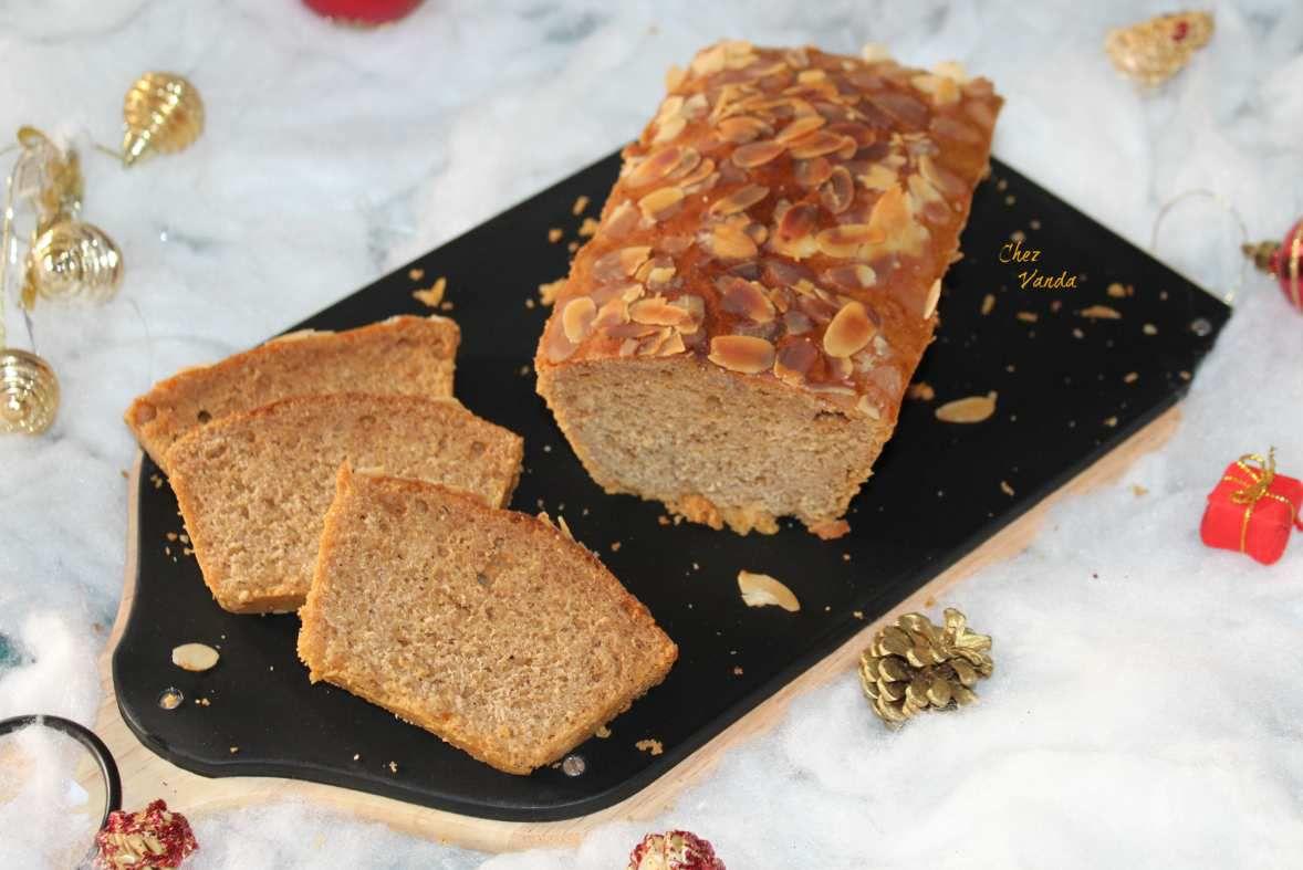 Cake au miel et ses saveurs épicées