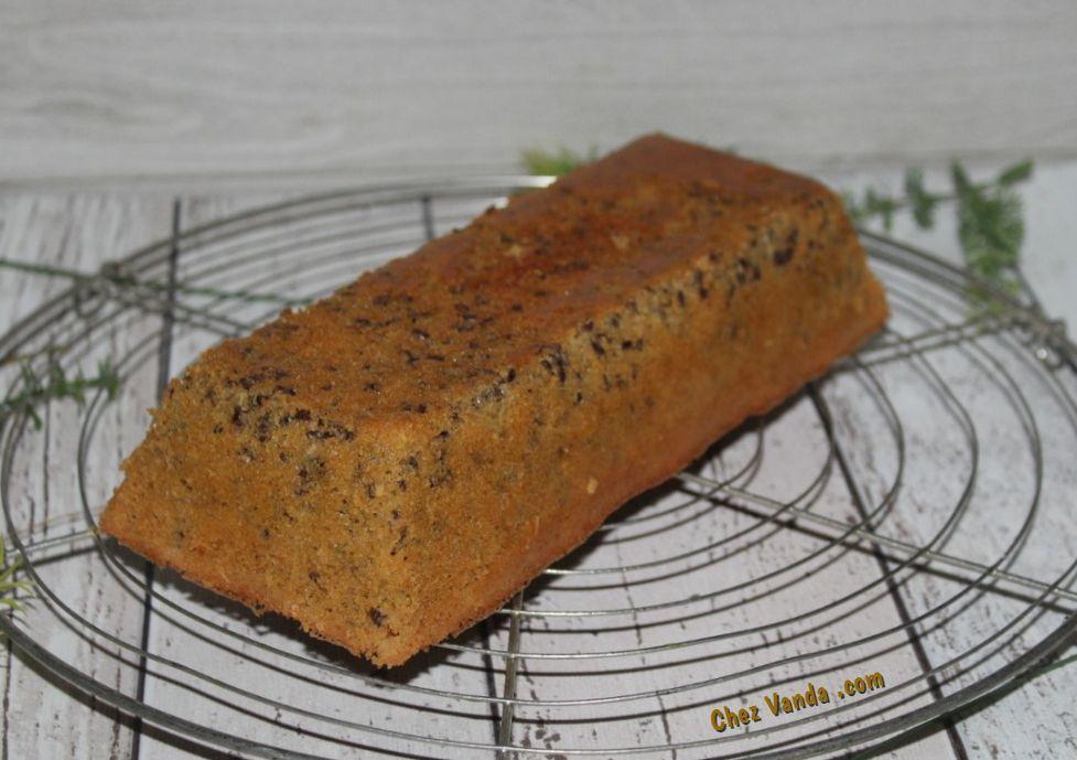 Pain gâteau aux graines de lin ou pain paléo