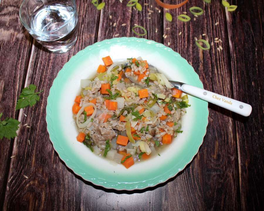 Soupe weightwatchers