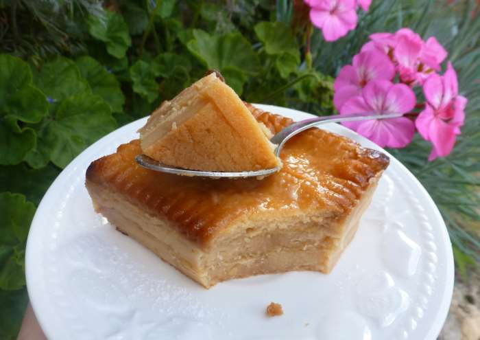 gâteau pudding aux petits beurre weightwatchers